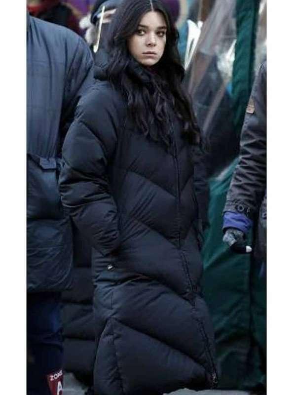 Hawkeye 2021 Hailee Steinfield Puffer Coat