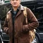 Hawkeye 2021 Jeremy Renner Brown Jacket