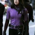 Hawkeye Hailee Steinfeld Leather Jacket