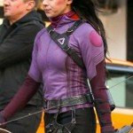 Hawkeye Kate Bishop Leather Jacket