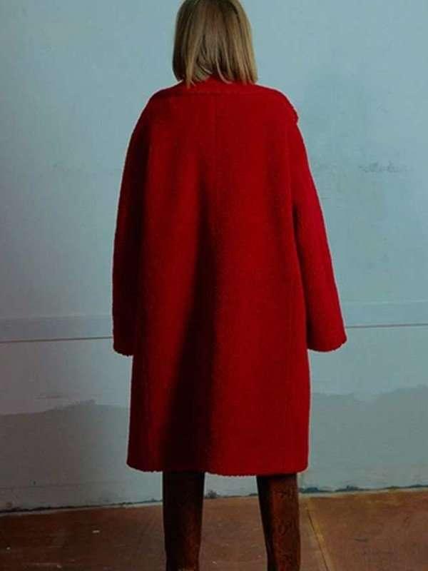 Itaewon Class Jo Yi Seo Red Coat