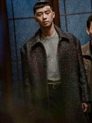 Itaewon Class Park Seo-Joon Wool Trench Coat