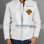 Karate Kid Miyagi Do Leather Jacket