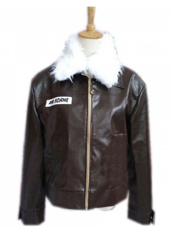 King Of Fighters Terry Bogard Pilot Jacket