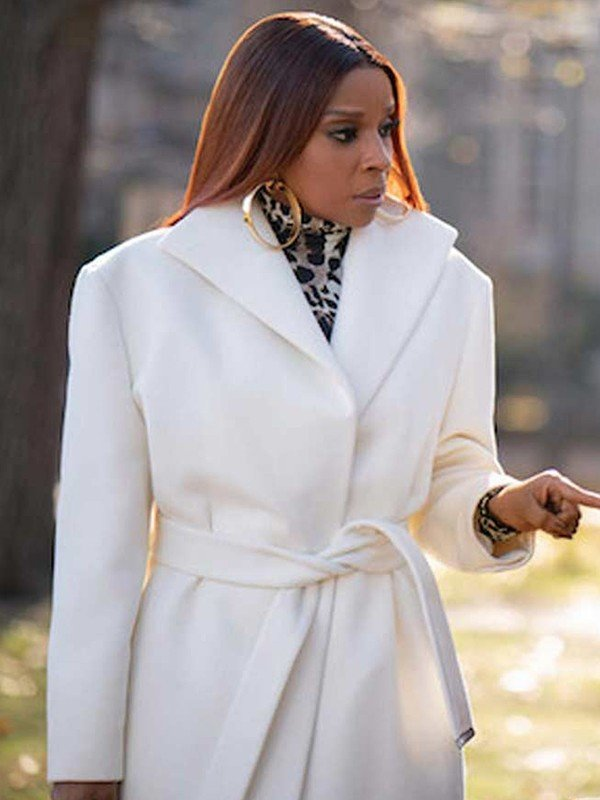 Power Book II Ghost Monet White Coat