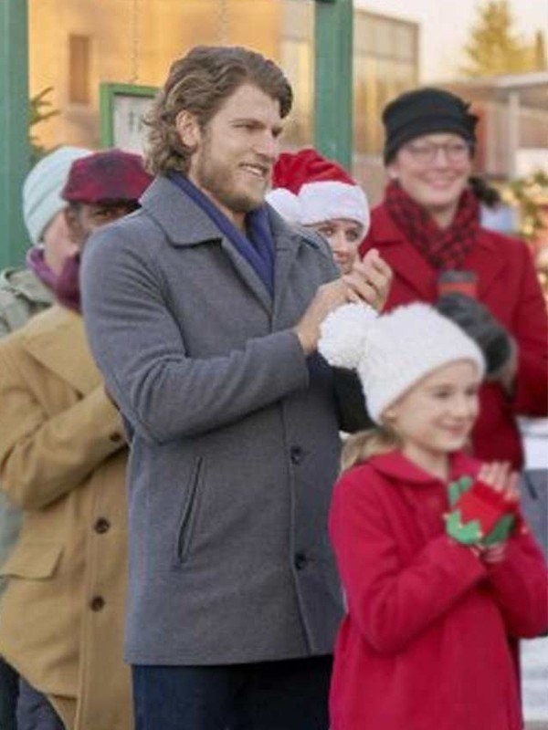 Project Christmas Wish Lucas Coat