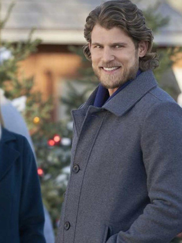 Project Christmas Wish Lucas Grey Coat