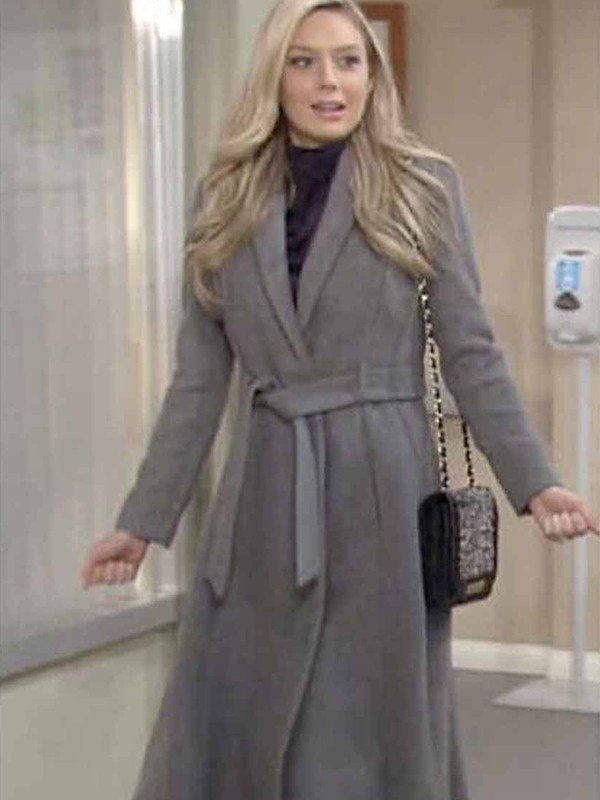 The Young And The Restless Melissa Ordway Coat