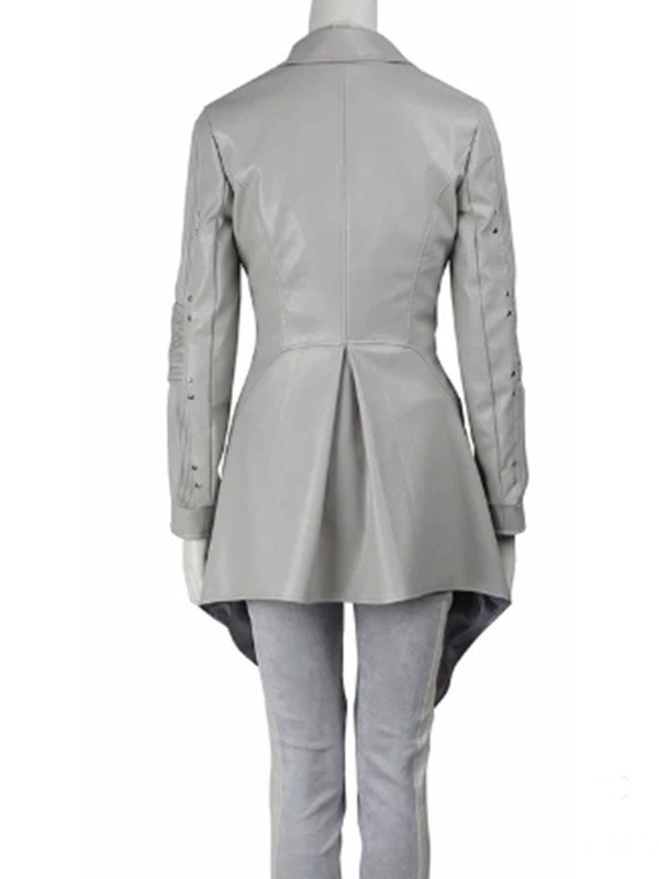 White Canary Legends Of Tomorrow Coat