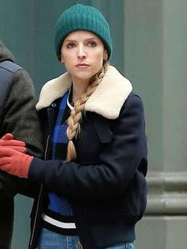 Anna Kendrick Love Life Dabra Jacket