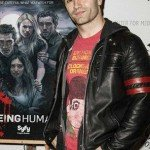 Being Human Sam Witwer Black Jacket