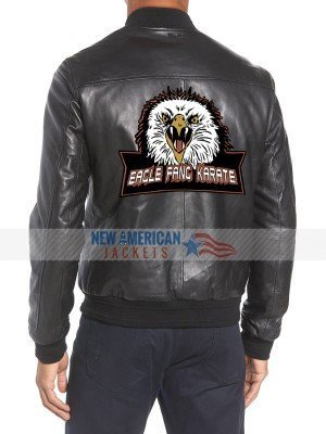 Johnny Lawrence Cobra Kai Eagle Fang Karate Jacket