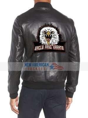 Johnny Lawrence Cobra Kai Eagle Fang Karate Jacket