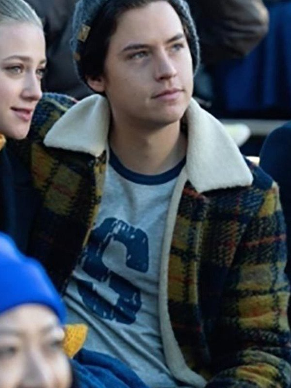 Cole Sprouse Riverdale Jughead Jacket