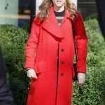 Darby Carter Love Life Wool Coat