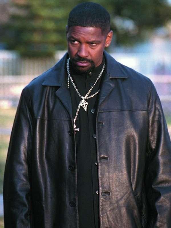 Denzel Washington Coat