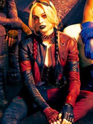 Suicide Squad 2021 Margot Robbie Jacket