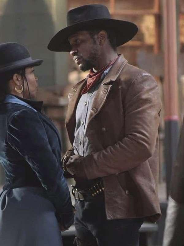 Idris Elba The Harder They Fall Jacket