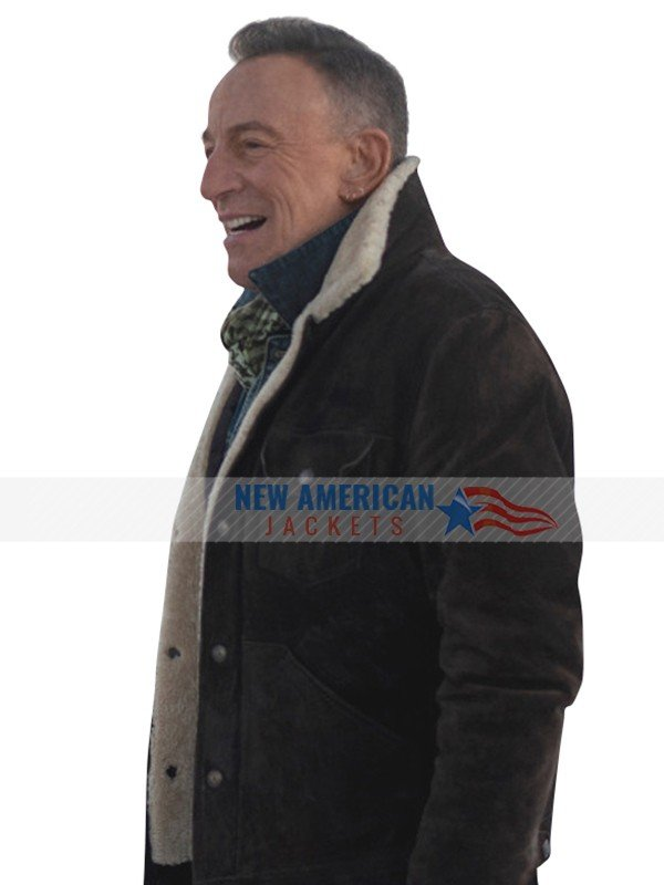 Jeep Ad Bruce Springsteen Brown Jacket