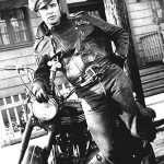 Johnny Strabler Marlon Brando Leather Jacket