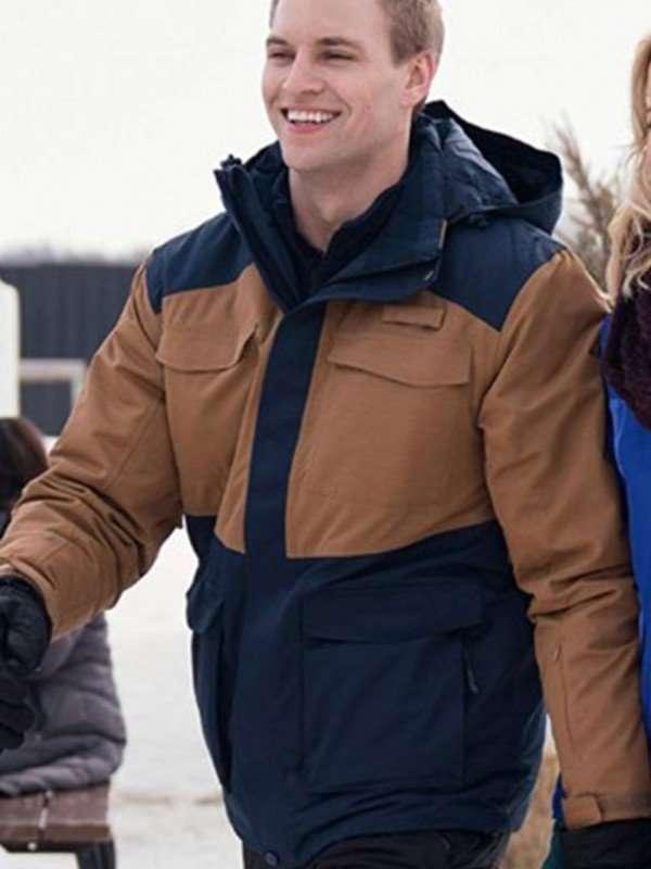 Marshall Williams Hooded Jacket