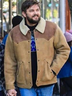 Love Life Nick Thune Leather Jacket