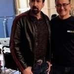 Nicolas Cage Willys Wonderland Leather Jacket