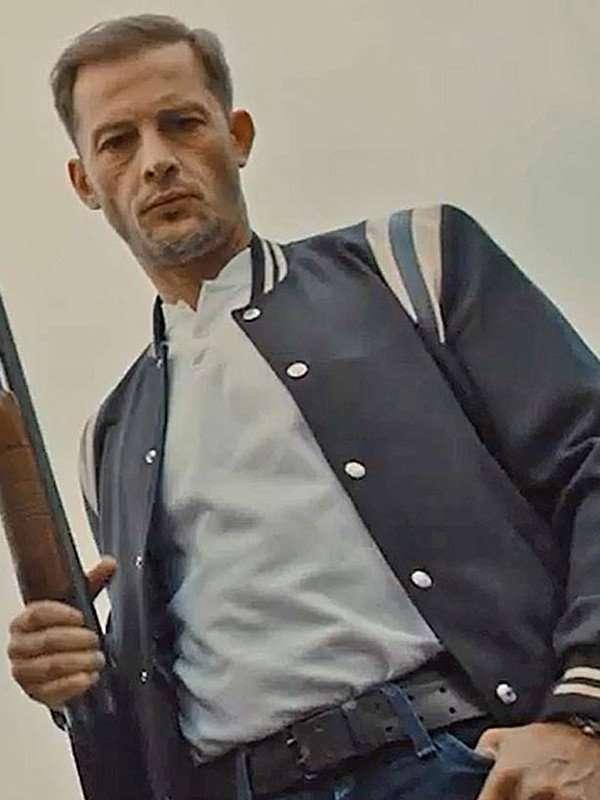 Nicolas Duvauchelle Lost Bullet Jacket