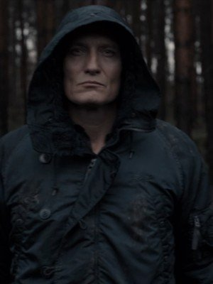 Dark Louis Hofmann Black Jacket