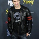 Sam Witwer Being Human Leather Jacket