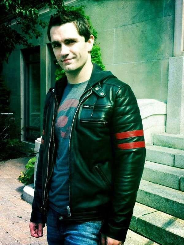 Sam Witwer Jacket