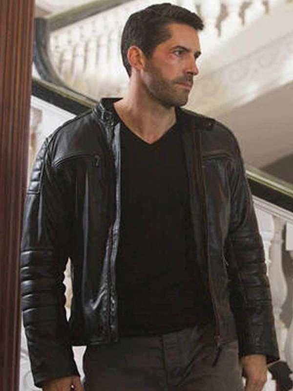 Scott Adkins Jacket