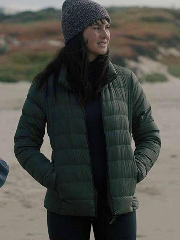 Shailene Woodley Jacket