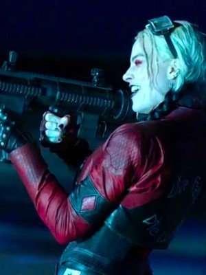 Suicide Squad 2 Harley Quinn Jacket