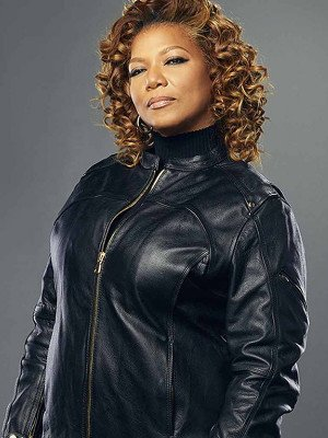 Robyn McCall The Equalizer Queen Latifah Black Leather Jacket