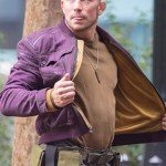 The Falcon and the Winter Soldier Leaper Purple Jacket