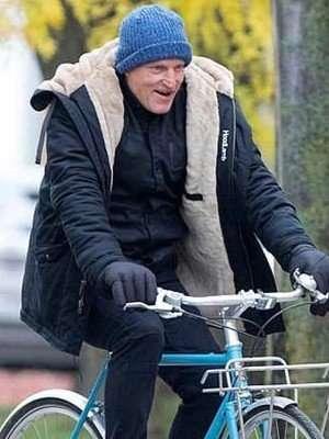 The Man From Toronto Wally Black Cotton Jacket