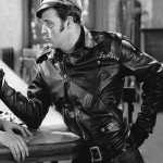 The Wild One Marlon Brando Leather Jacket