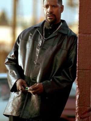 Denzel Washington Training Day Alonzo Coat