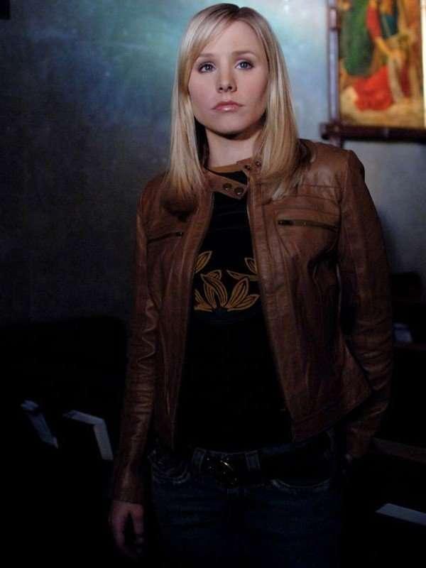 Veronica Leather Jacket