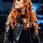 WWE Becky Lynch Biker Leather Jacket The Man