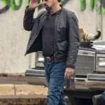 Willys Wonderland Nicolas Cage Black Jacket