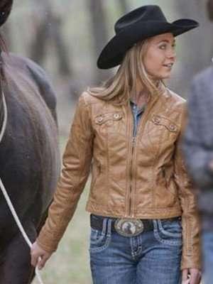 Amber Marshall Jacket