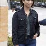 Chicago Fire Gabriela Dawson Black Jacket