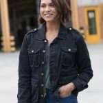 Chicago Fire Monica Raymund Jacket