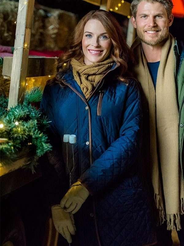 Emory Blake Christmas Getaway Jacket