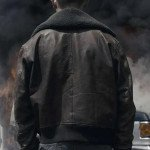 Exodus Connor Brown Leather Jacket