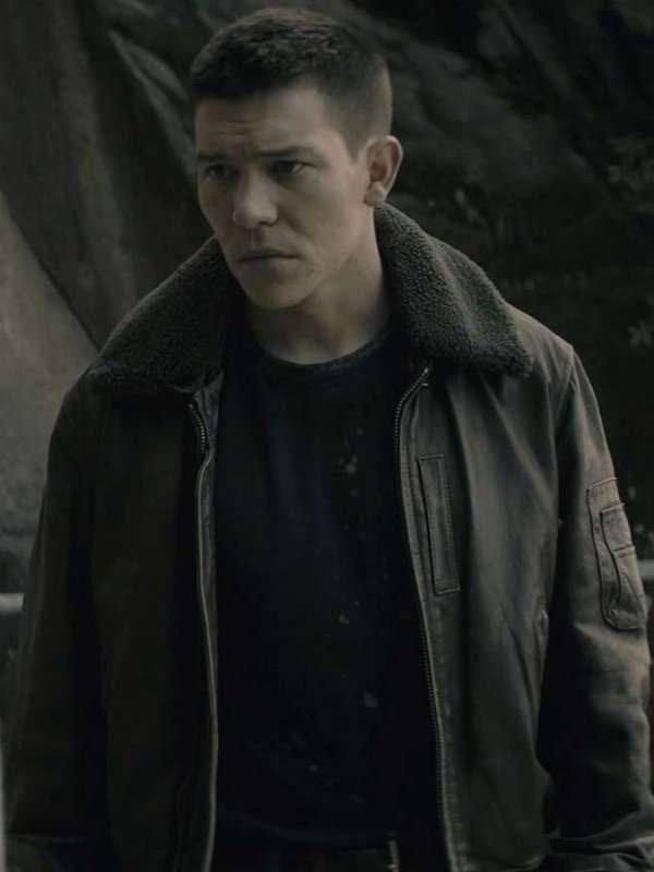 Exodus Jimi Stanton Leather Jacket