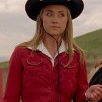 Heartland Amy Fleming Red Jacket