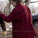 Jack Bartlett Heartland Shaun Johnston Red Jacket